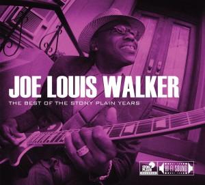 Joe Louis Walker Stony Plain