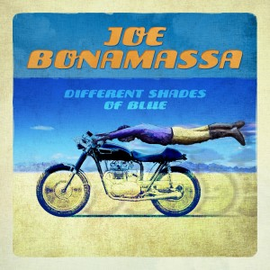 Different Shades of Blue, Joe Bonamassa, blues