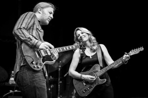 Susan Tedeschi and Derek Trucks will perform at The Peach Music Festival. Photo by Laura Carbone
