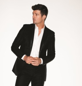 Robin Thicke Montreux Jazz Festival