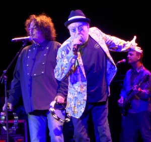 Mark Volman, Howard Kaylan, Flo & Eddie, The Turtles, Happy Together Tour, Tarrytown Music Hall
