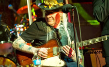 Remembering Johnny Winter