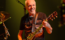 Releasing The Hummingbird: Peter Frampton Interview