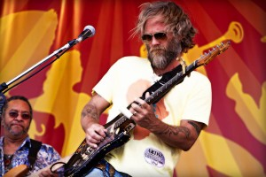 Anders Osborne, Great South Bay Music Festival