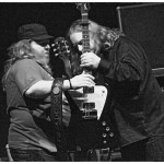 Warren Haynes, Brian Farmer, Guitar Tech, Gov't Mule, Allman Brothers