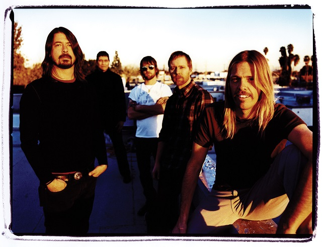Foo Fighters, Sonic Highways, Dave Grohl