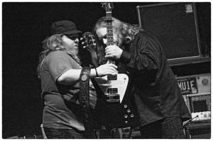 Warren Haynes, Brian Farmer, Guitar Tech, Gov't Mule, Allman Brothers