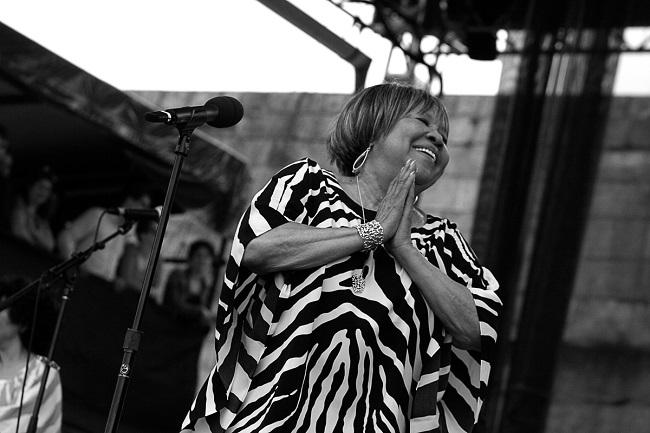 Mavis Staples, Newport Folk Festival