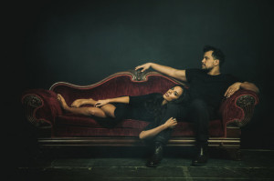 Johnnyswim, Photo Credit: Jeremy Cowart