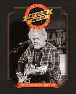 Randy Bachman, Every Song Tells a Story, Randy Bachman's Vinyl Tap