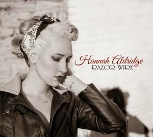 Hannah Aldridge, Razor Wire, Trodden Black