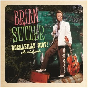 Brian Setzer, Rockabilly Riot!: All Original, Rockabilly Riot