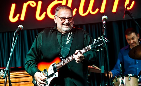 Duke Robillard and the Surging New England Blues
