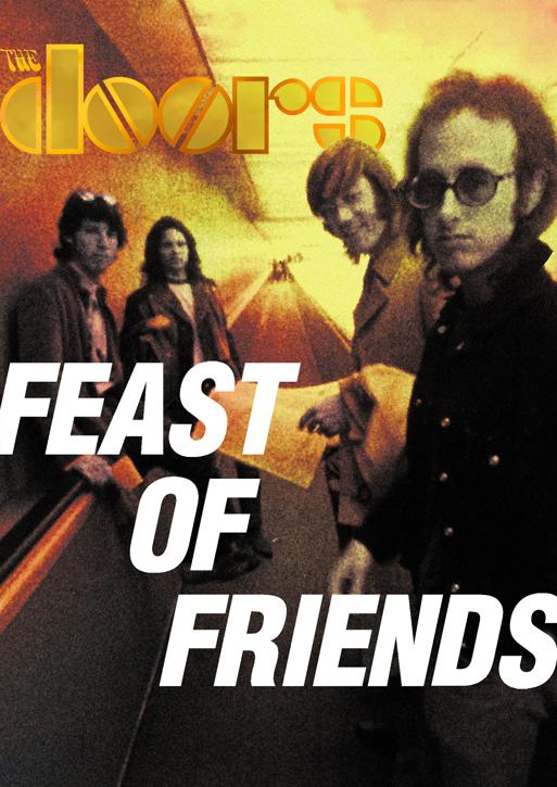 feast of friends the doors por the doors em documentário de 1968