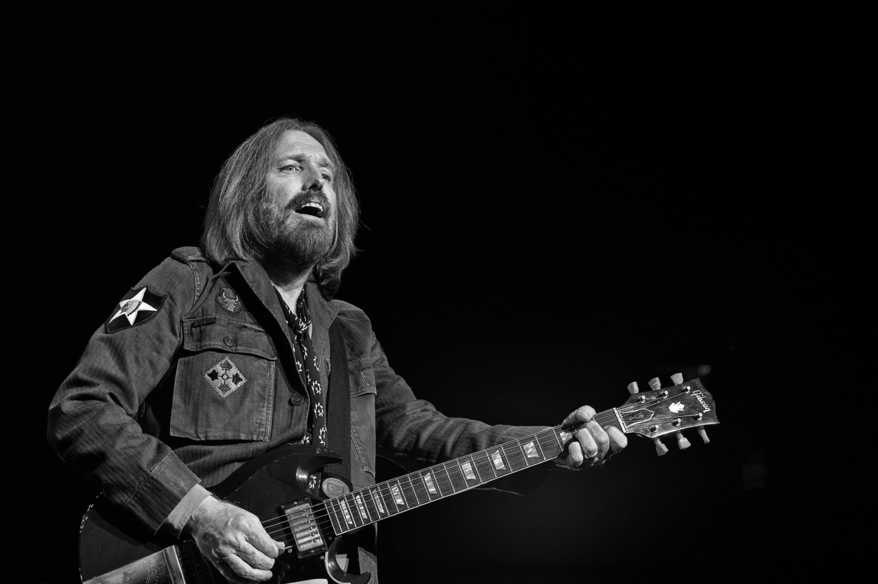 tom petty the heartbreakers madison square garden new york ny september 10th elmore. Black Bedroom Furniture Sets. Home Design Ideas