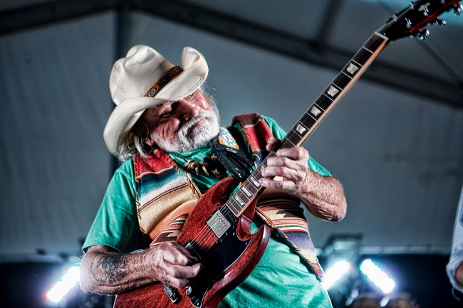 Dickey Betts, Beale Street Music Festival, Duane Betts, Andy Aledort, Great Southern, Dickey Betts and Great Southern, the Allman Brothers