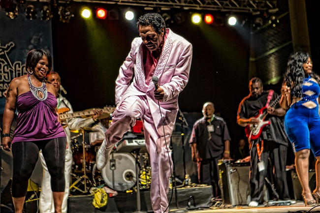 Bobby Rush, Windsor Bluesfest International