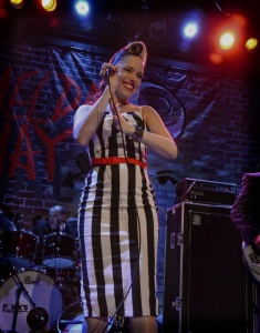 Imelda May, Bowery Ballroom, Tribal, Rockabilly
