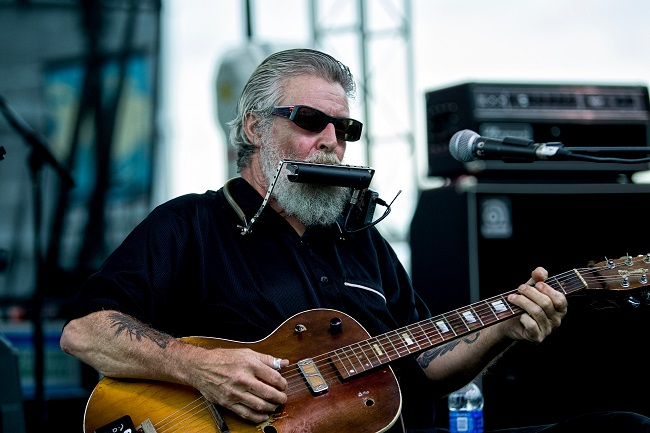 Paul Oscher, Muddy Waters, Riverfront Blues Festival