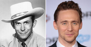 Tom Hiddleston Hank Williams