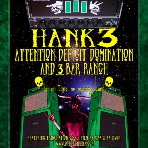 hank3, hank williams III