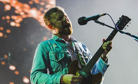 Kings of Leon End US Tour in Style