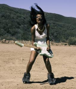 Malina Moye, Rock & Roll Baby, Foxy Lady, Jimi Hendrix