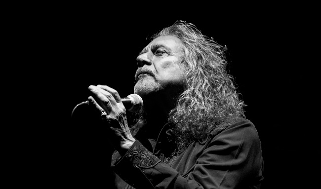 Robert Plant, Robert Plant and the Sensational Space Shifters, Brooklyn Academy of Music, BAM, Led Zeppelin, lullaby and...the ceaseless roar
