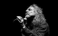 Robert Plant Takes New York