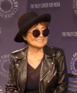 Yoko Ono Infinite Universe at Dawn, Yoko Ono, John Lennon, Anthony DeCurtis, The Paley Center,