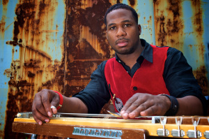Robert Randolph by Sam Erickson