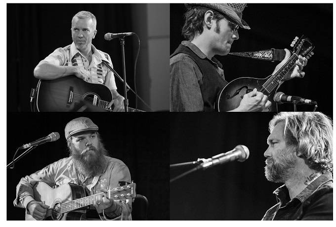 JJ Grey, Luther Dickinson, Anders Osborne, Marc Broussard, Southern Soul Assembly