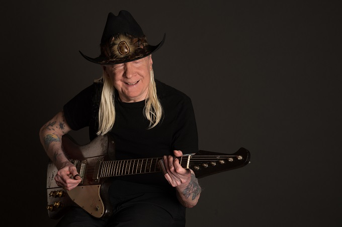 Johnny Winter, Winterfest, Johnny Winter Remembrance, Paul Nelson