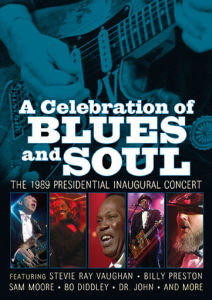 A Celebration of Blues and Soul, Percy Sledge, Willie Dixon, Billy Preston, Bo Diddley, Stevie Ray Vaughan, Dr. John, Delbert McClinton