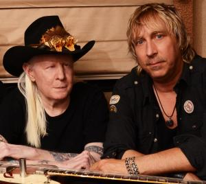 Paul Nelson, Johnny Winter, Winterfest. Johnny Winter Remembrance