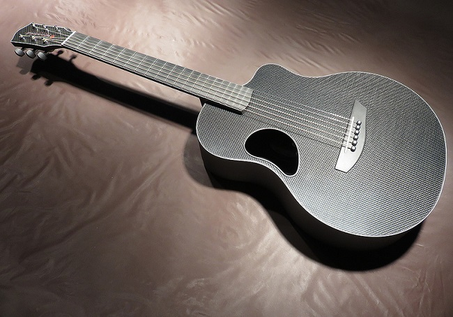 McPherson Guitars, McPherson Kevin Michael Carbon Fiber Guitar, Kevin Michael Guitar, Carbon Fiber Guitar, Kevin Michael Carbon Fiber Guitar