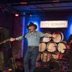 Mickey Raphael, City Winery, Willie Nelson, Billy Joe Shaver, The Colbert Report, Late Show with David Letterman, Outlaw country