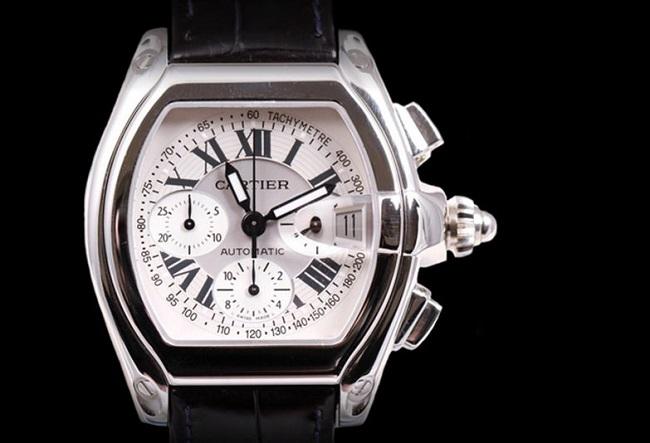 Eleven James, watches, luxury watches, Cartier Roadster Chronograph, Cartier, Cartier watches