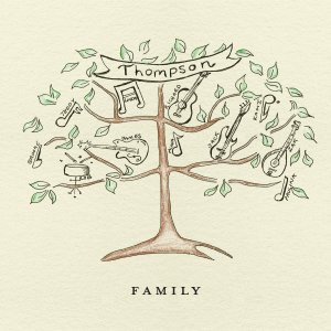 Richard Thompson, Linda Thompson, Teddy Thompson, Family, Fantasy Records, Concord Music Group, Zak Hobbs, James Walbourne
