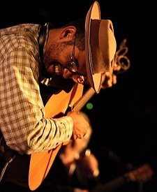 Bones, Quills and Spoons: Inside Dom Flemons' Gig Bag