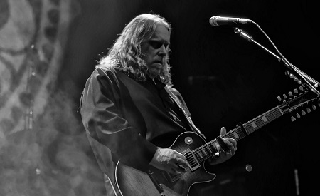 Warren Haynes And Gov't Mule Cover Pink Floyd, Prepare New Live Albums