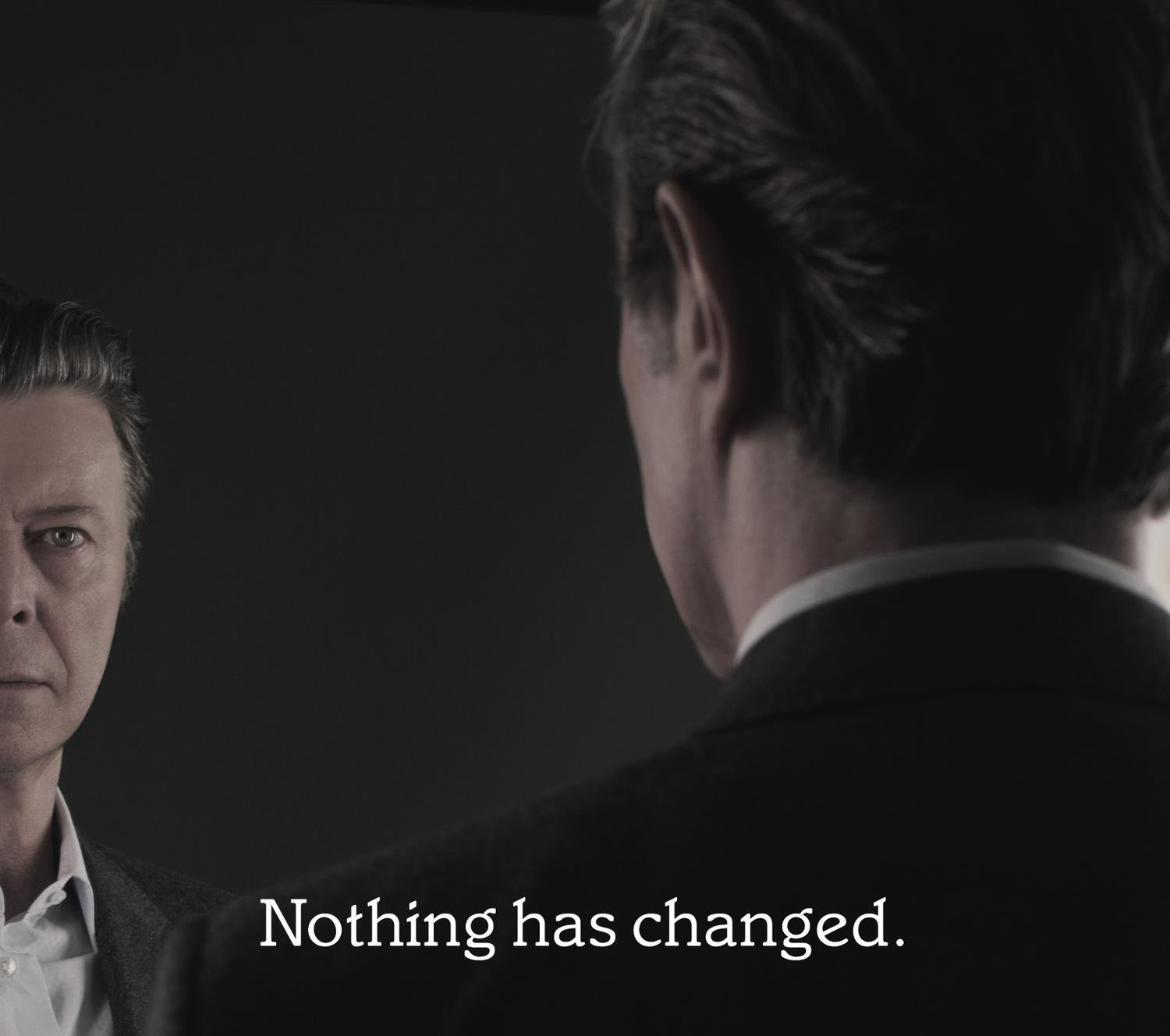 David Bowie – Nothing Has Changed – Elmore Magazine