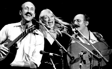 Celebrating 50 Years Of Peter, Paul And Mary - With Help From Peter And Paul