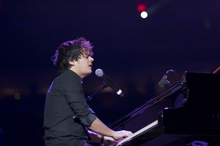 Jamie Cullum, Interlude, jazz, standars singers, Billy Joel, Billy Joel Madison Square Garden