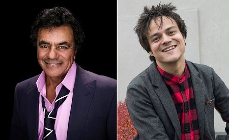 Johnny Mathis And Jamie Cullum Discuss Their New Albums And Tours, And The One Artist's Albums They'd Both Take To A Desert Island