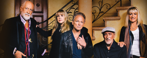 Fleetwood Mac, Stevie Nicks, Lindsey Buckingham, John McVie, Christine McVie, Mick Fleetwood