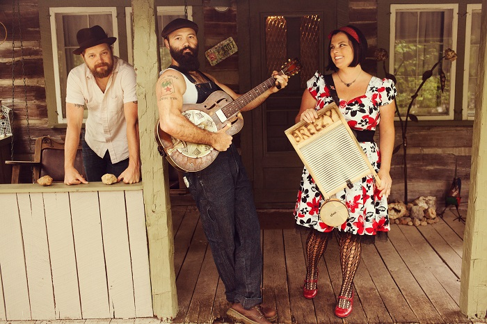 Reverend Peyton, The Reverend Peyton's Big Damn Band, Breezy Peyton, Ben Bird Dog Bussell, So Delicious, Between the Ditches, Raise a Little Hell, Yazoo Records, Shanchie
