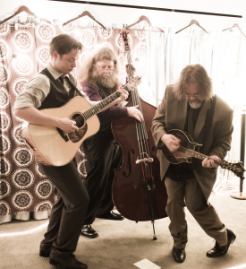 Billy Strings & Don Julin, Folk Alliance, bluegrass