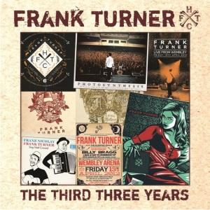 frank turner, the third three years