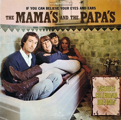 The Mamas and the Papas, If You Can Believe Your Eyes and Ears, Guy Webster, Guy Webster Big Shots
